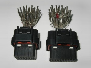 M6000 additional connector set