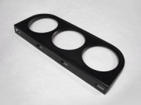 3 hole 52mm gauge bracket