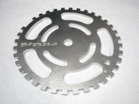 150mm diameter 36-1 Trigger wheel (5.9