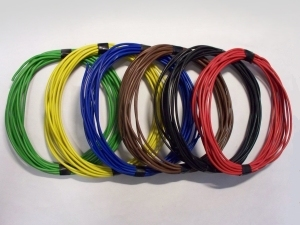 5m loom kit (Thin wall automotive wire)