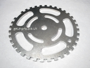 "150mm diameter 36-1 Trigger wheel (5.9"")"