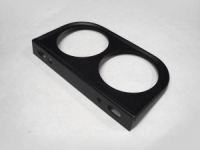 2 hole 52mm gauge bracket