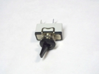 Plastic toggle switch