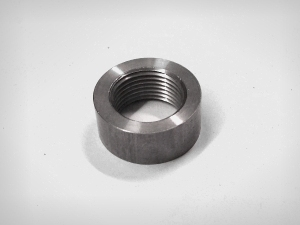Lambda sensor weld-in boss (M18 x 1.5mm Stainless)