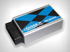 Omex 200 Ignition only ECU